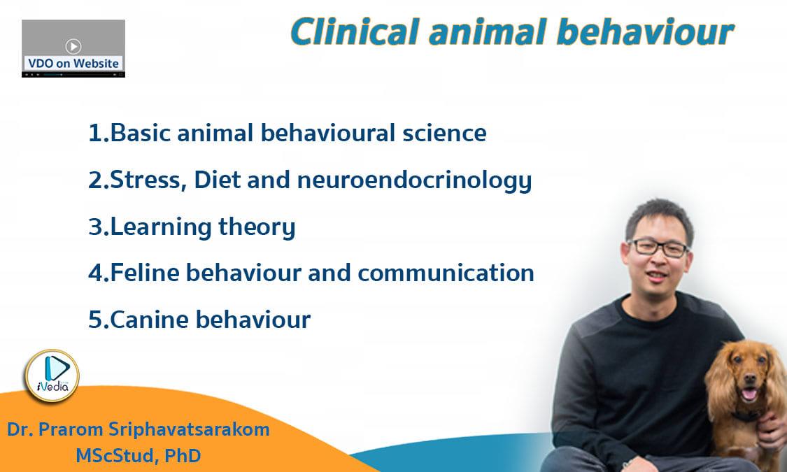 Animal behaviour course series 2021
